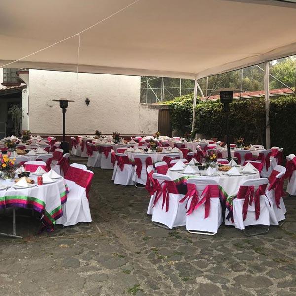 Restaurante Los Panchos banquetes para sus eventos sociales