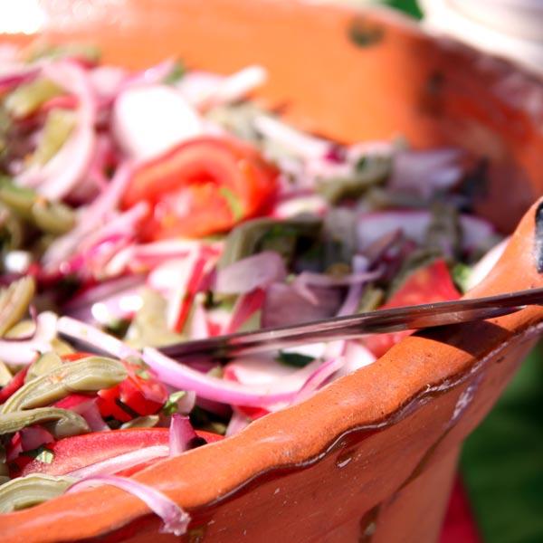 Restaurante Los Panchos banquetes a domicilio