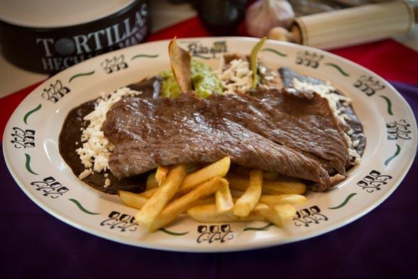 Restaurante Los Panchos cecina de yecapixtla