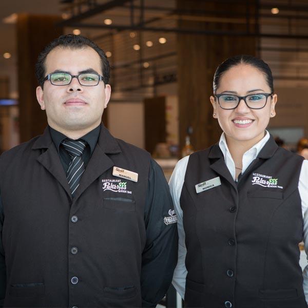 Restaurante Los Panchos nuestros gerentes
