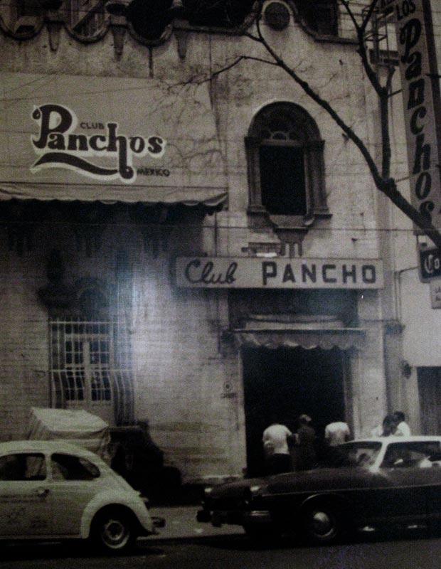 Restaurante Los Panchos denominado como Club Pancho