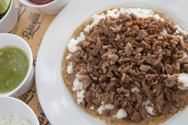 Restaurante Los Panchos petrolera de bisteck