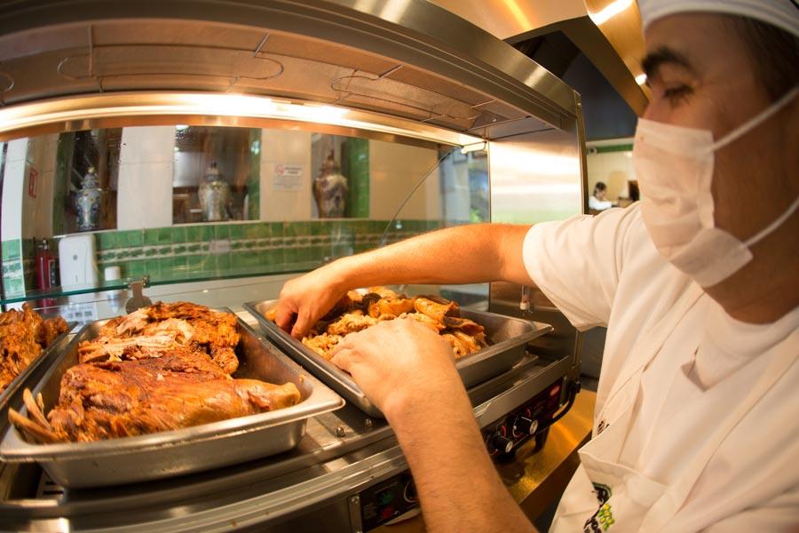 Restaurant Los Panchos México sucursal matriz anzures carnitas artesanales