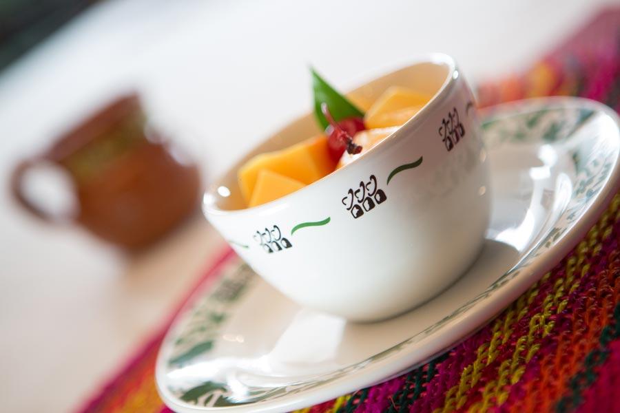 Restaurant Los Panchos México sucursal matriz anzures fruta picada