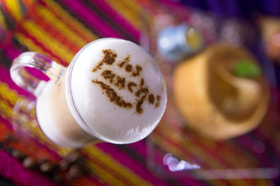 Restaurant Los Panchos México sucursal matriz anzures cafe capucchino