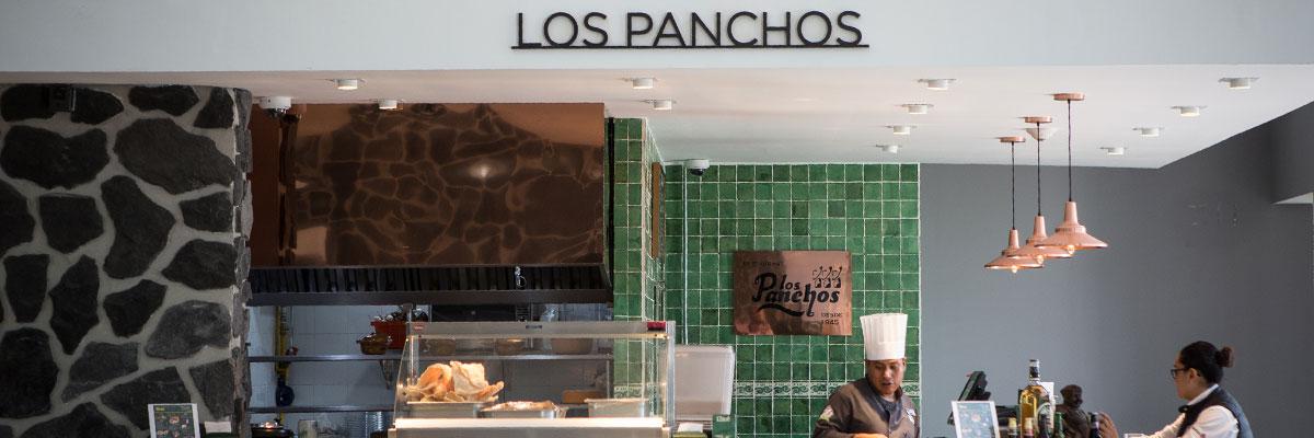 Restaurante Los Panchos sucursal El Palacio de Hierro Perisur