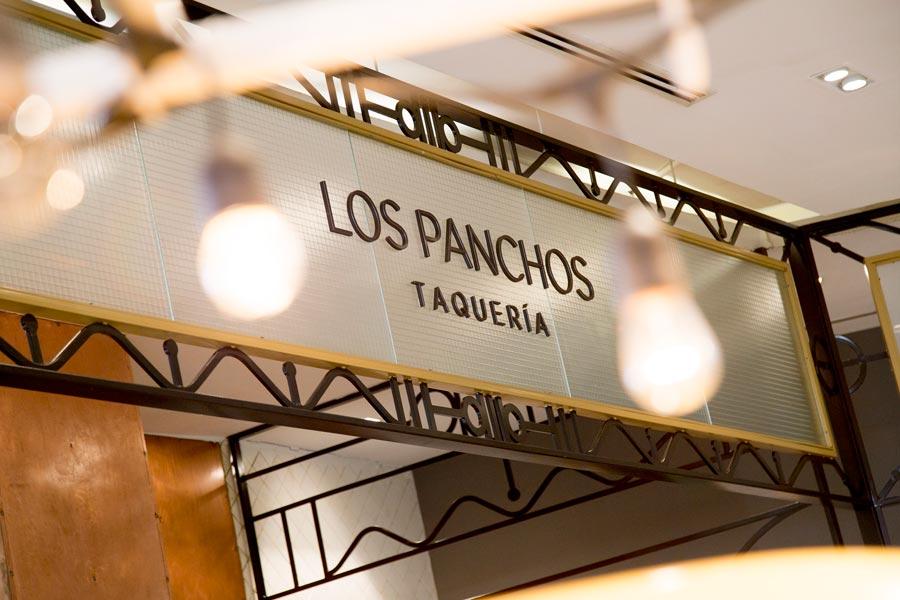 Restaurant Los Panchos México sucursal polanco cabezera