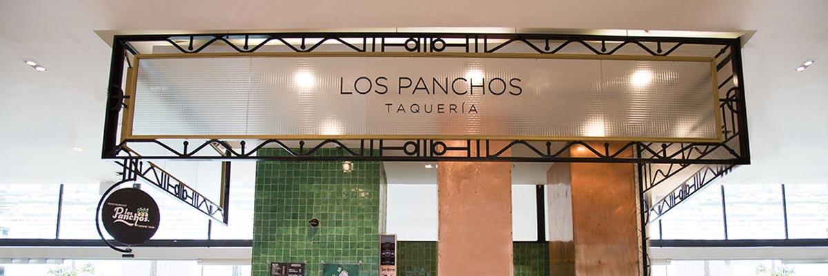 Restaurante Los Panchos sucursal El Palacio de Hierro Polanco