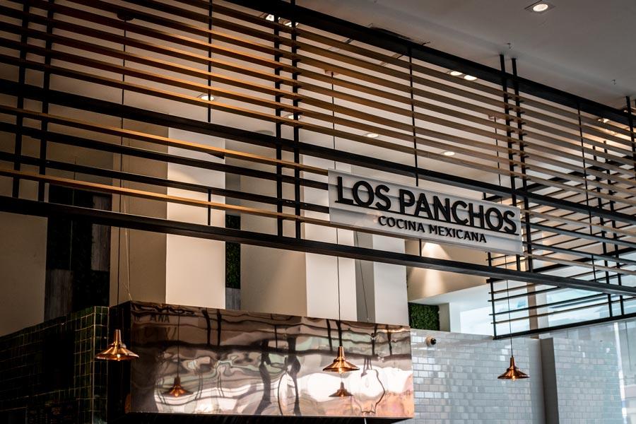 Restaurant Los Panchos México sucursal santa fe cabecera