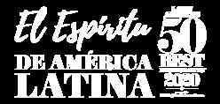 el espíritu de américa latina 50 best 2020